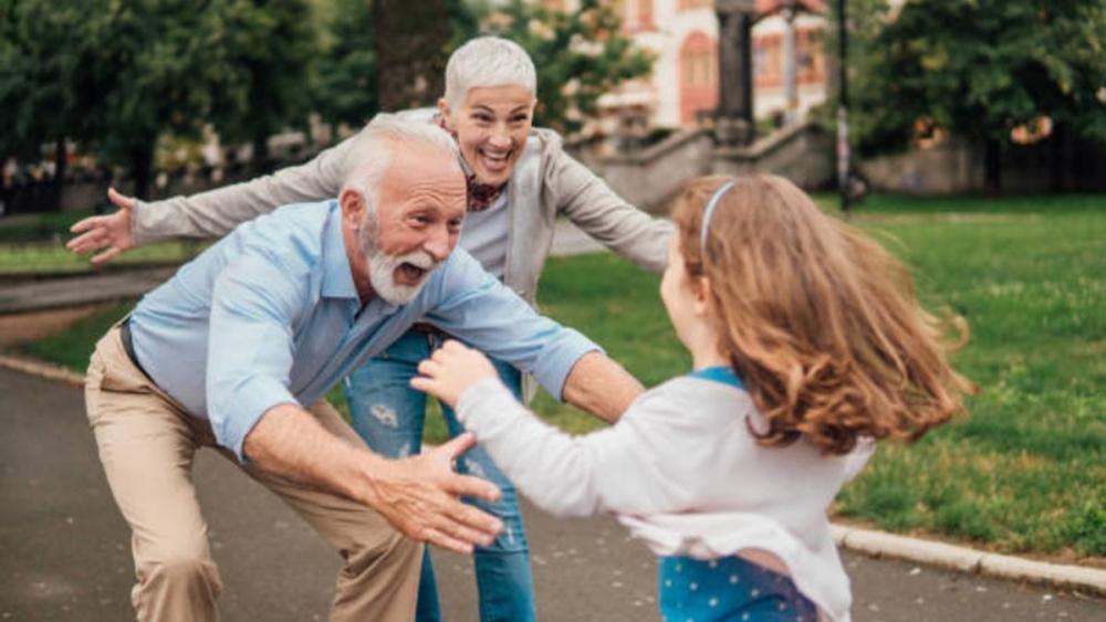 Ideas para Celebrar a los Abuelos desde del Hogar