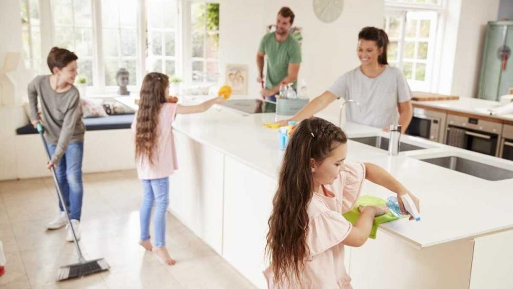 Ideas para Limpiar y Desinfectar las Áreas de tu Hogar