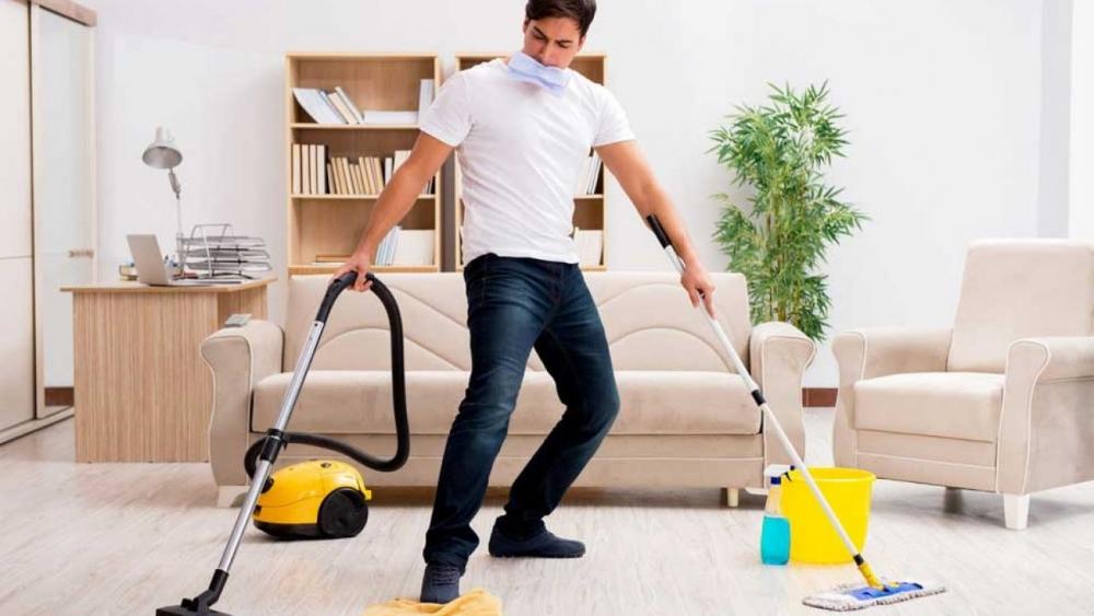 Cuídate de las alergias: Limpieza constante