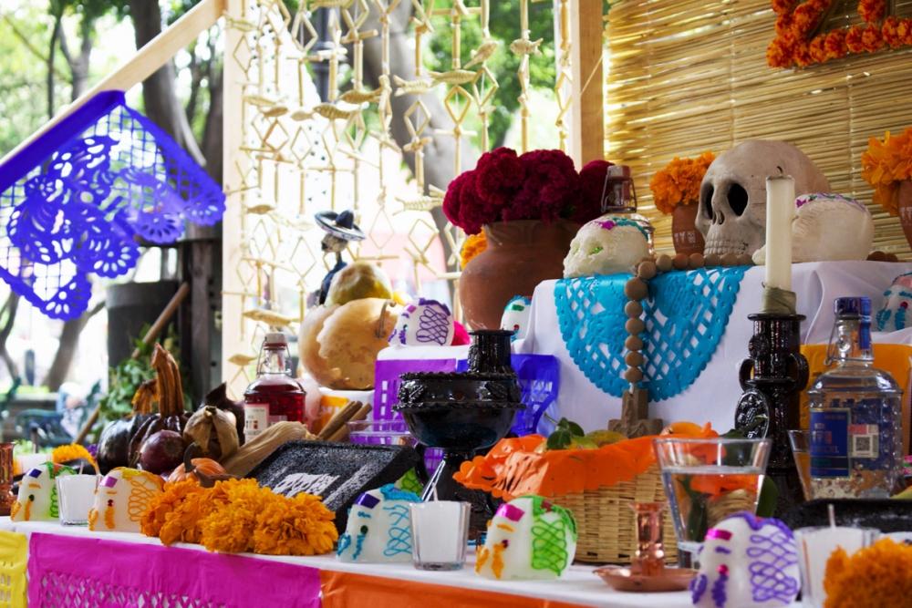 Cómo Hacer tu Altar para este Día de Muertos