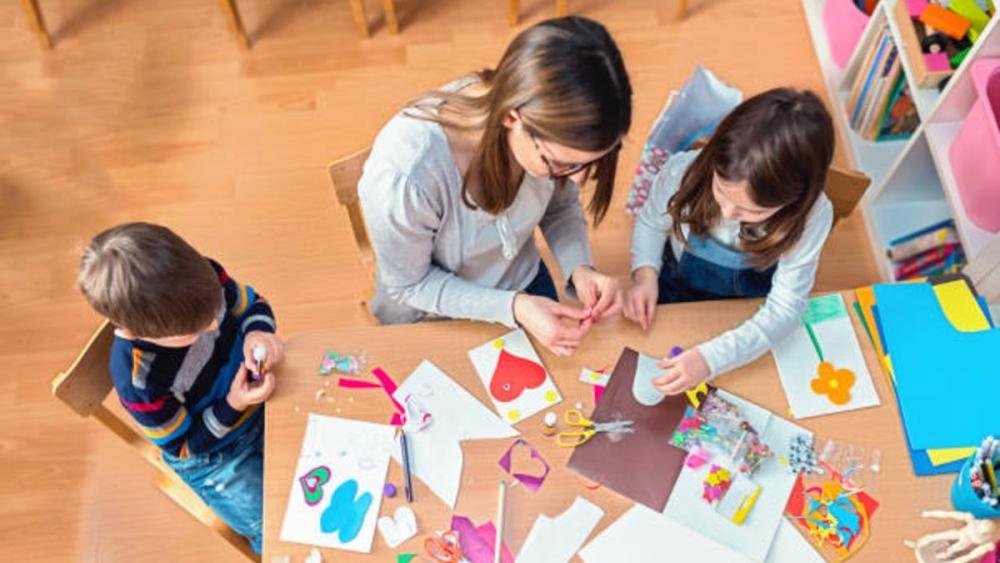 5 actividades para niños dentro de casa
